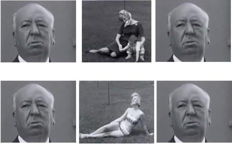 Kuleshov Effect by Alfred Hitchcock