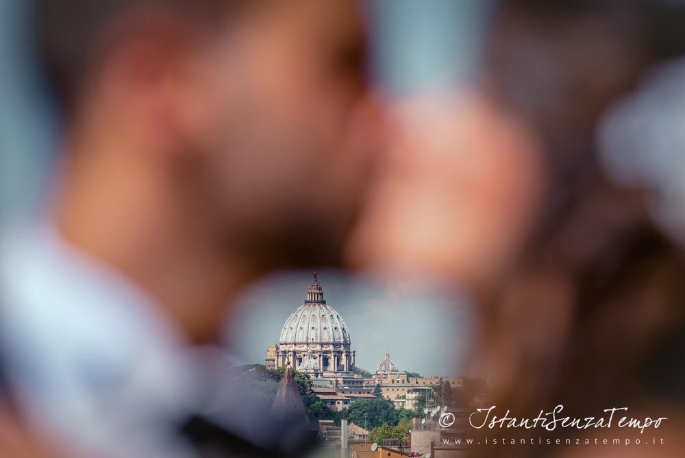 Wedding photography Vatican City